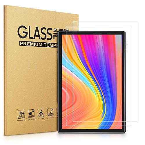 (2 Packs) VANKYO Screen Protector for MatrixPad S10 10 inch Tablet, Tempered Gtlass Film,High Definition, Scrach Resistant