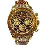 ロレックス ROLEX デイトナ レパード 116598SACO 中古 腕時計 メンズ (W160491) [並行輸入品]