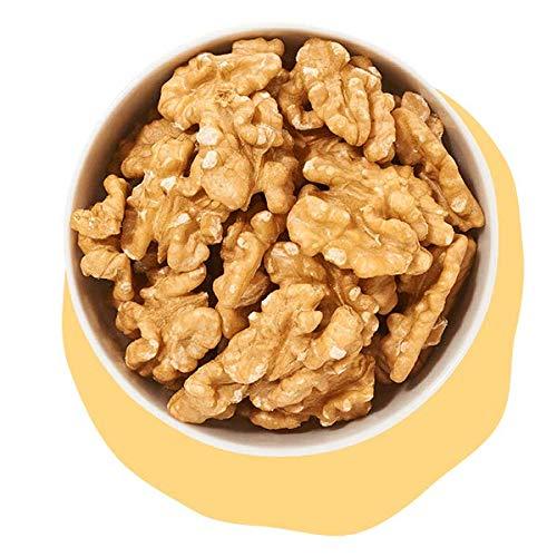 Walnüsse, naturbelassene Walnüsskerne, herb süß, aromatisch und voller Power, Walnuts, von kultsnack (1000 g)