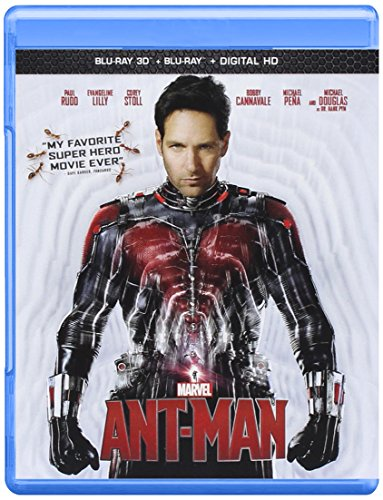 Ant-Man (2015) [Blu-ray]