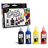 Grafix 4 - Pintura para cristal (3,4 x 17 x 13,2 cm) , color/modelo surtido