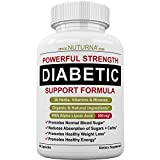 Best Blood Sugar Supports - Diabetic Support Formula - 28 Vitamins Minerals Review
