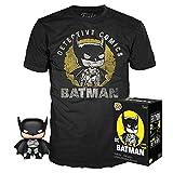 Funko DC Comics Pop! & tee Box Batman Sun Faded heo Exclusive Size XL Shirts
