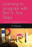 Learning to program with Perl 6: First Steps: Getting into programming without leaving the command line.: 1