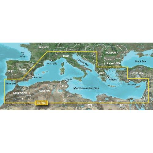 Garmin BlueChart g2 HXEU718L - Software de navegación (Mar