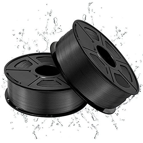 Filamento ABS, Enotepad 3D, filamento per stampante 3D, 1,75 mm, 1 kg, ABS nero