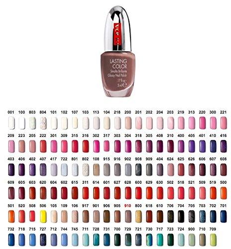 Pupa Nail Lasting Color (501)