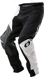 ONeal Mayhem Lite Tubo Radiatore Blocco Schwarz Giallo Fluo MX Motocross Enduro Fuoristrada Quad Pantaloni 0130A-2