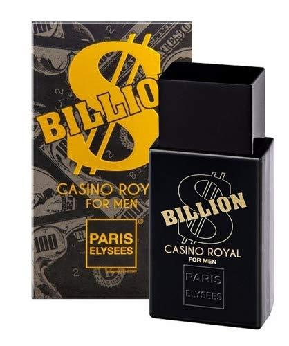 Perfume Paris Elysees Billion Casino Royal 100ml