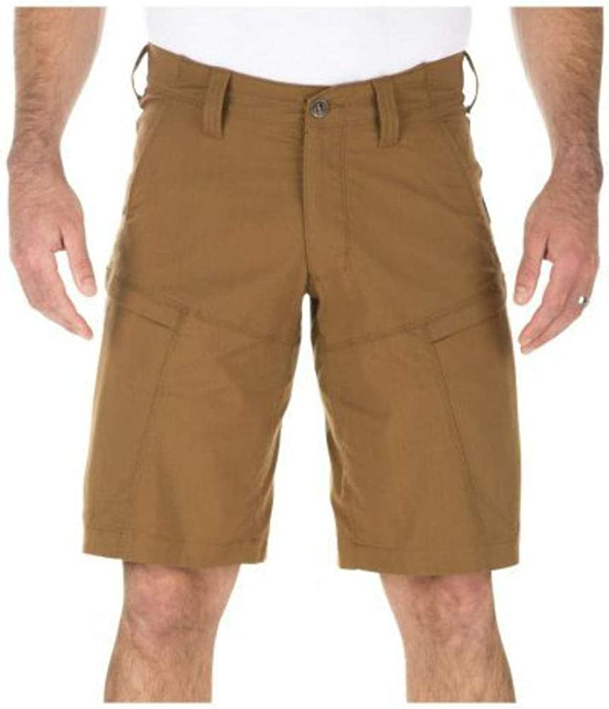 5.11 Men's Cargo Apex Shorts - Tactical, Casual or Covert Wear
