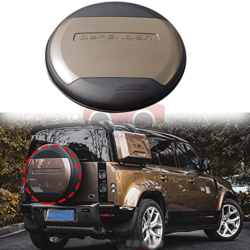 Copertura della ruota di scorta Portecor Adatta per Land Rover Defender 90 110 2 Porte 4 Porte 2020 2021 2022...