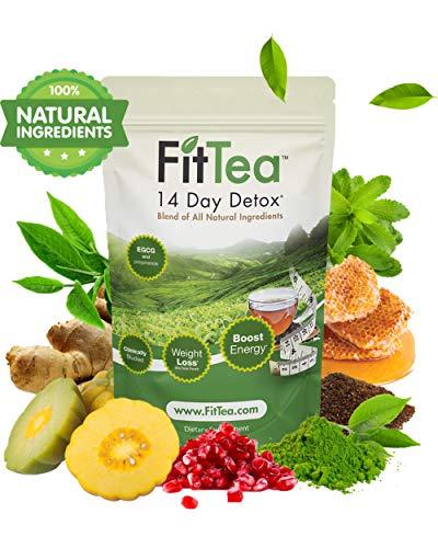 Fit Tea 14 Day Detox Body Cleanse