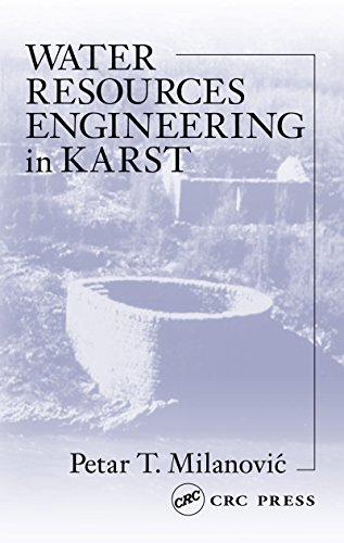 Water Resources Engineering in Karst (English Edition)