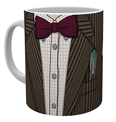 GB Eye Ltd Doctor Who, 11. Doctor Kostüm, Tasse, Verschiedene