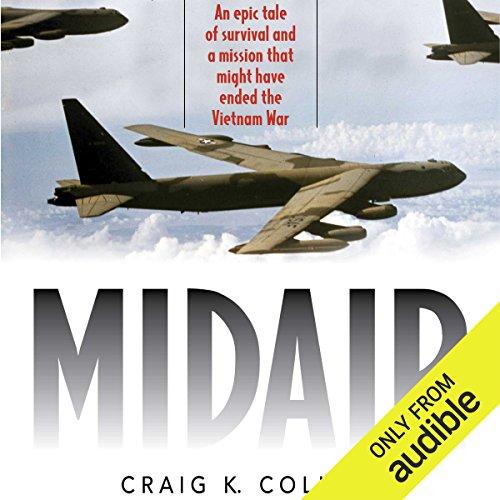 Midair audiobook cover art