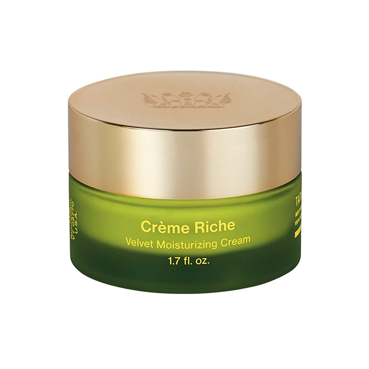 警官太平洋諸島バイバイTata Harper Creme Riche Velvet Moisturizing Cream 1.7oz