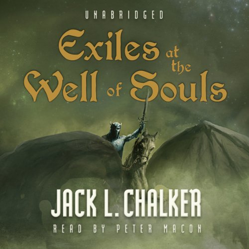 Exiles at the Well of Souls audiobook cover art