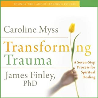Transforming Trauma audiobook cover art