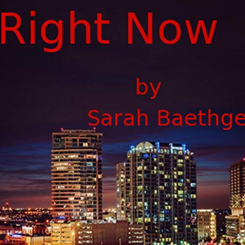 Right Now audiobook cover art