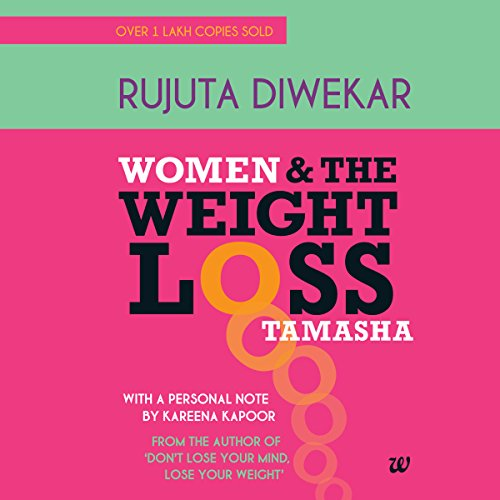 Women and the Weight Loss Tamasha audiobook cover art
