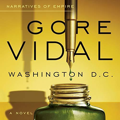 Washington D.C.: A Novel  By  cover art