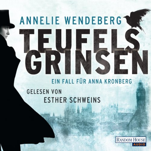 Teufelsgrinsen audiobook cover art