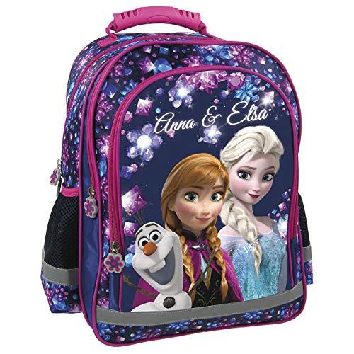Frozen - die Eiskönigin - ELSA und Anna, Rucksack, Kinderrucksack, groß