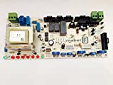 fondital–tarjeta electrónica de Modular Dual