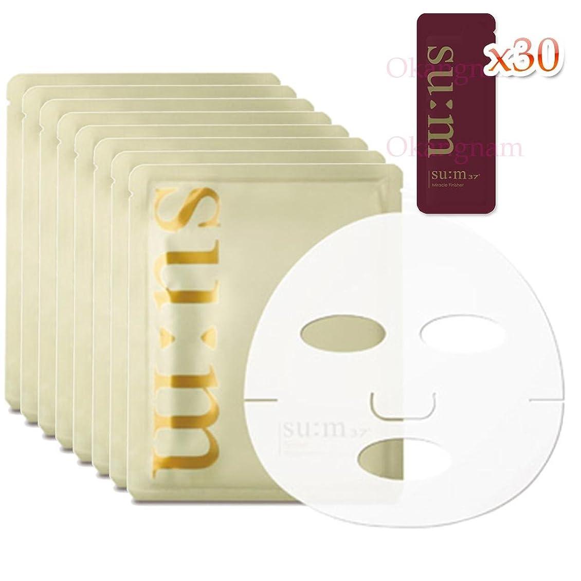 刃精神的にフリッパー[su:m37/スム37°] SUM37 Secret Programming Mask 27g×8ea /SC08 sum37 シークレット プログラミング マスク +[Sample Gift](海外直送品)