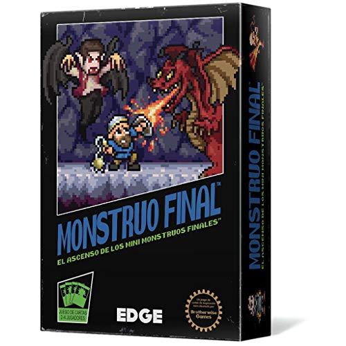 Edge Entertainment Ascenso de los Mini-Monstruos Finales, Color (EEBWBM05)