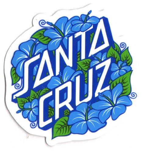 Santa Cruz Skateboardaufkleber
