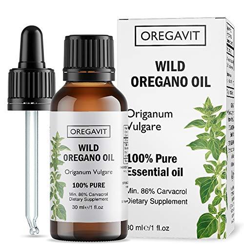 100% Pure Wild Greek Oregano Oil Food Grade Quality. Certified. (1...