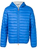 (セイブ ザ ダック) SAVE THE DUCK Giga padded jacket / 男性基パッド入りのジャケット (並行輸入品)