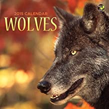 2015 Wolves Mini Calendar by TF PUBLISHING (2014-06-30)