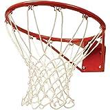 Elk Power Nylon Basketball Ring with Net & Screw, Size 6