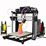 US Aluminum Athorbot Dual extruder 3D Printer kit, 2-in-1 extruder, print single color, dual color, mixed color (M10)