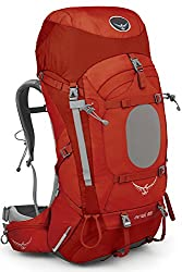 Osprey Ariel 65 is one of the best backpack for travels for women, specially with you are looking for large backpacks with good back support.