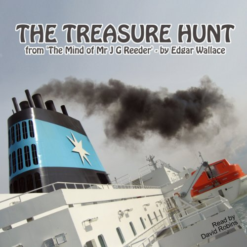 The Treasure Hunt audiobook cover art