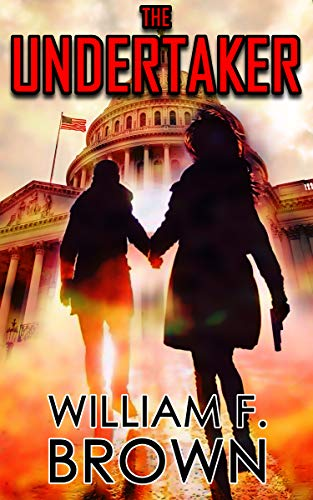 Book: The Undertaker - Pete and Sandy Suspense Thriller 1 by William F. Brown