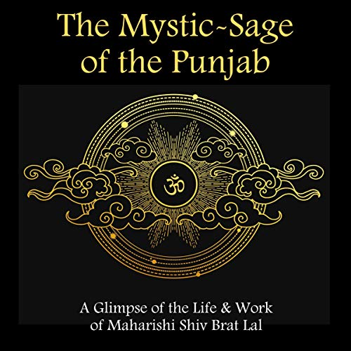 The Mystic-Sage of the Punjab Audiobook By David Christopher Lane cover art