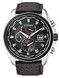 Citizen Herren Analog Quarz Uhr mit Edelstahl Armband AT9036-08E