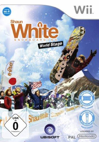 Shaun White Snowboarding : World Stage [import allemand]