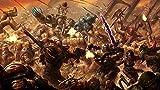Pintar Por Numeros Para Adultos Niños Videojuego Warhammer Pintura Por Números Con Pinceles Y Pinturas, Decoraciones Para El Hogar, Halloween, Regalos De Cumpleaños-40 X 50CM