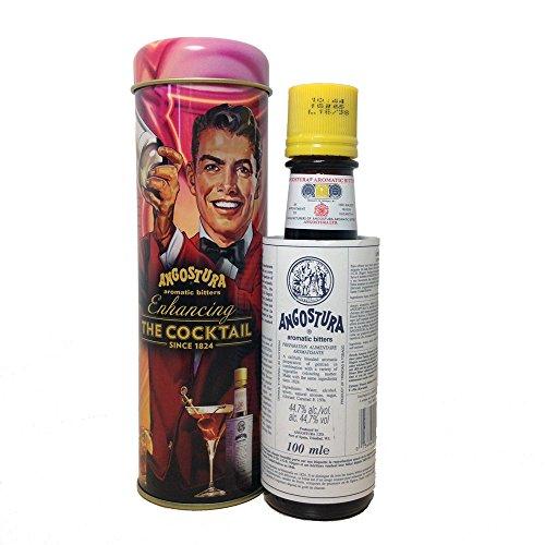 Angostura Amargo aromático 44.7 ° 10 cl - 10 cl