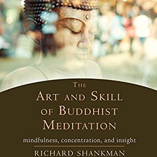 The Art and Skill of Buddhist Meditation cover art