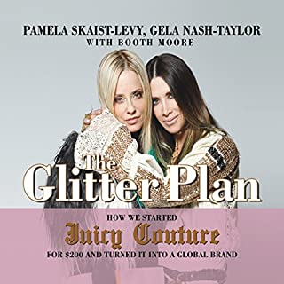 The Glitter Plan cover art
