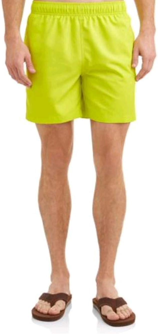 George Soft Sulfur Basic Swim Short Trunks