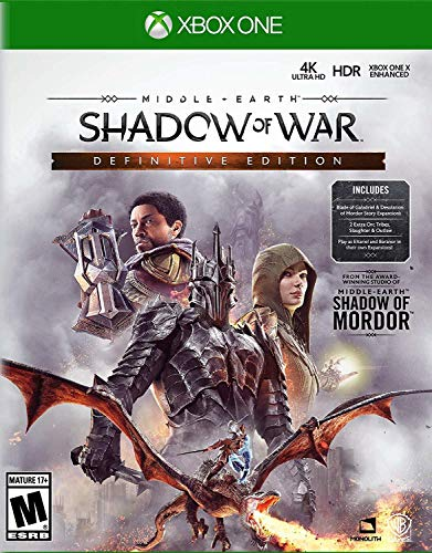 Middle-Earth: Shadow of War Definitive Edition – Xbox One