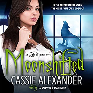 Moonshifted audiobook cover art
