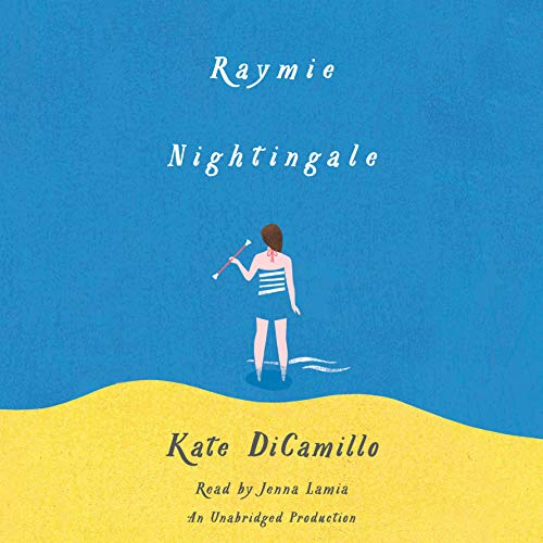 Raymie Nightingale                   By:                                                                                                                                 Kate DiCamillo                               Narrated by:                                                                                                                                 Jenna Lamia                      Length: 4 hrs and 25 mins     195 ratings     Overall 4.3